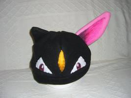 Sneasel Pokemon hat by PokeMama