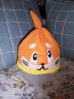 Buizel Pokemon hat by PokeMama