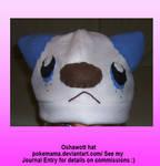 Oshawott hat