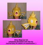 Shiny Magicarp hat