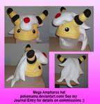 Mega Ampharos hat