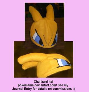 Charizard hat