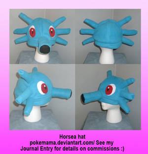 Horsea hat