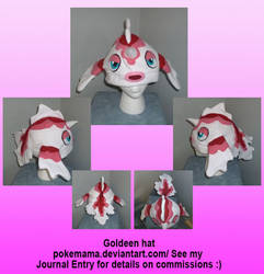 Goldeen hat