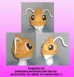 Dragonite hat