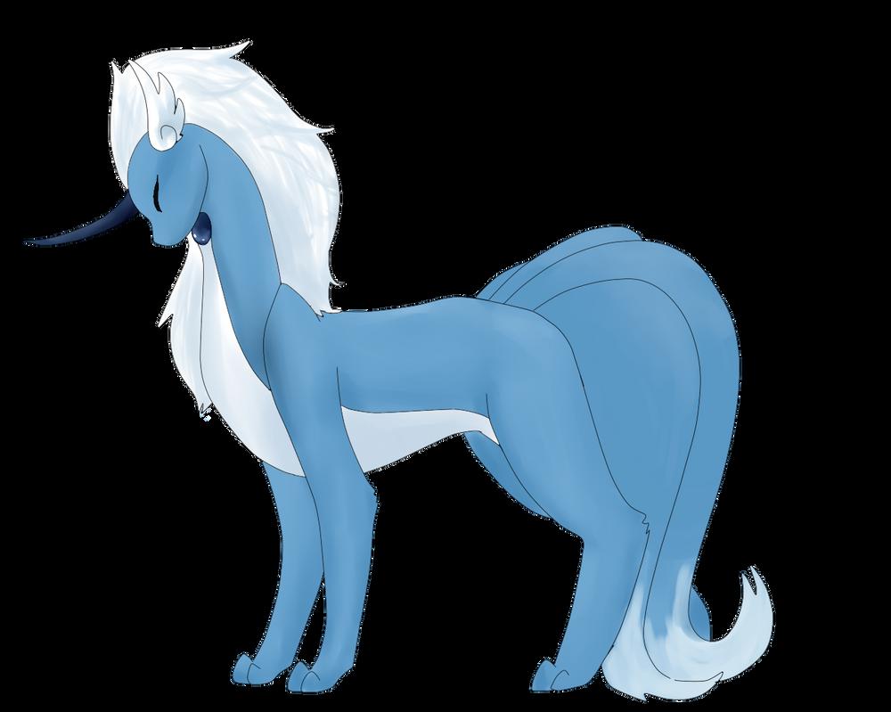 The Creature by Bluiestar
