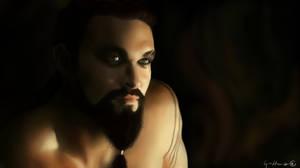Kahl Drogo - Game of Thrones