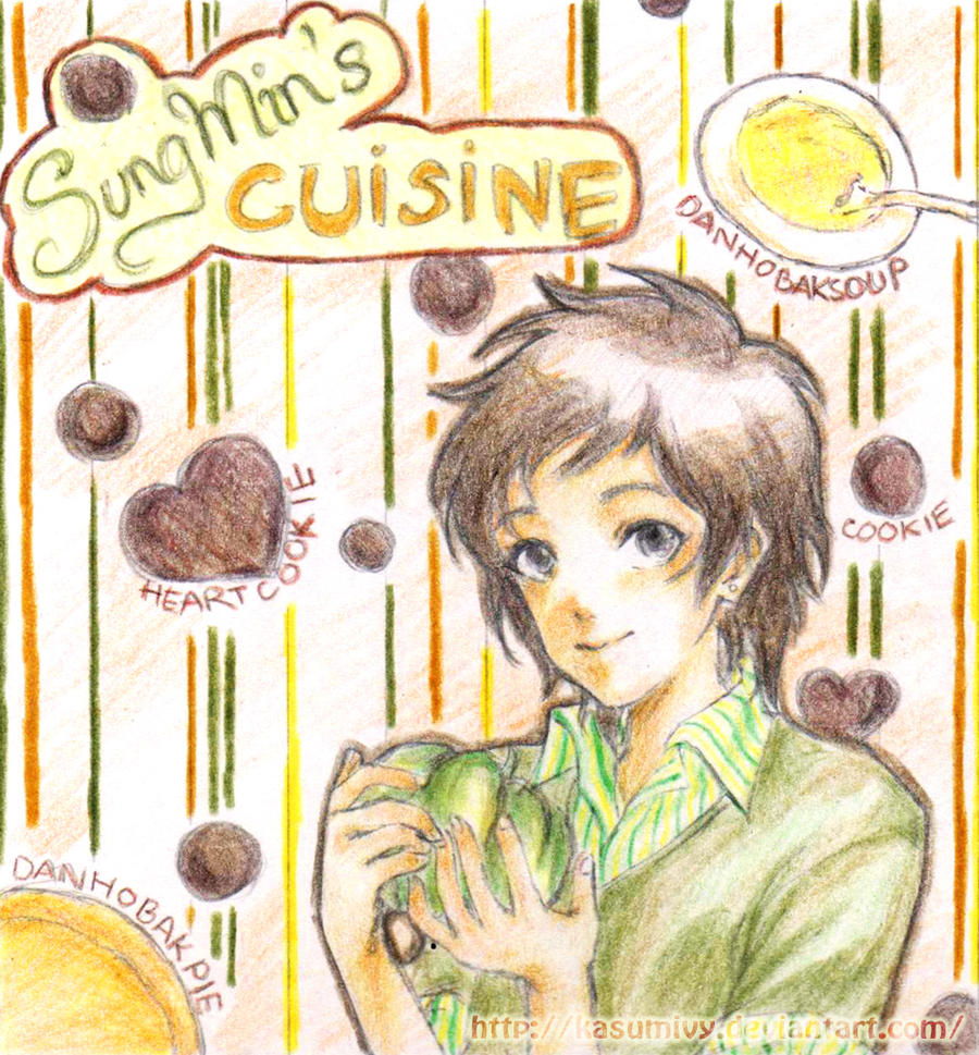 Sungmin 39 s cuisine by kasumivy on deviantart for Abidjan net cuisine 2010