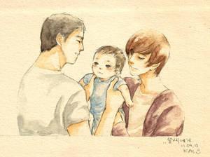 Kangteuk as Hello Baby