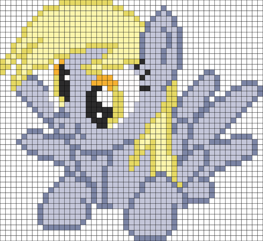 Minecraft Pixel Art Templates Mlp 29084 Loadtve