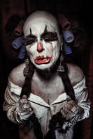 Clown - Crying by eoloperfido