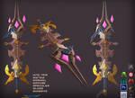 3d paladin sword