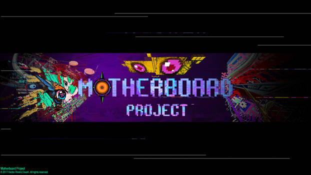 Motherboard project (my indie game)