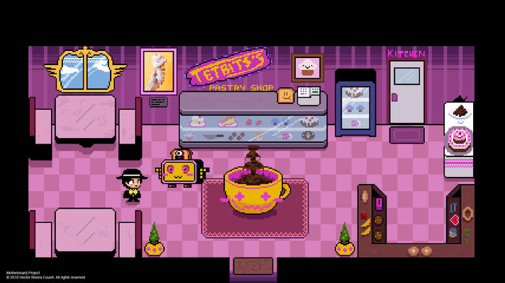 Tetbits's Pastry Shop