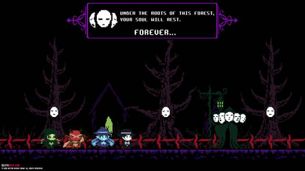 Deathrosa forest
