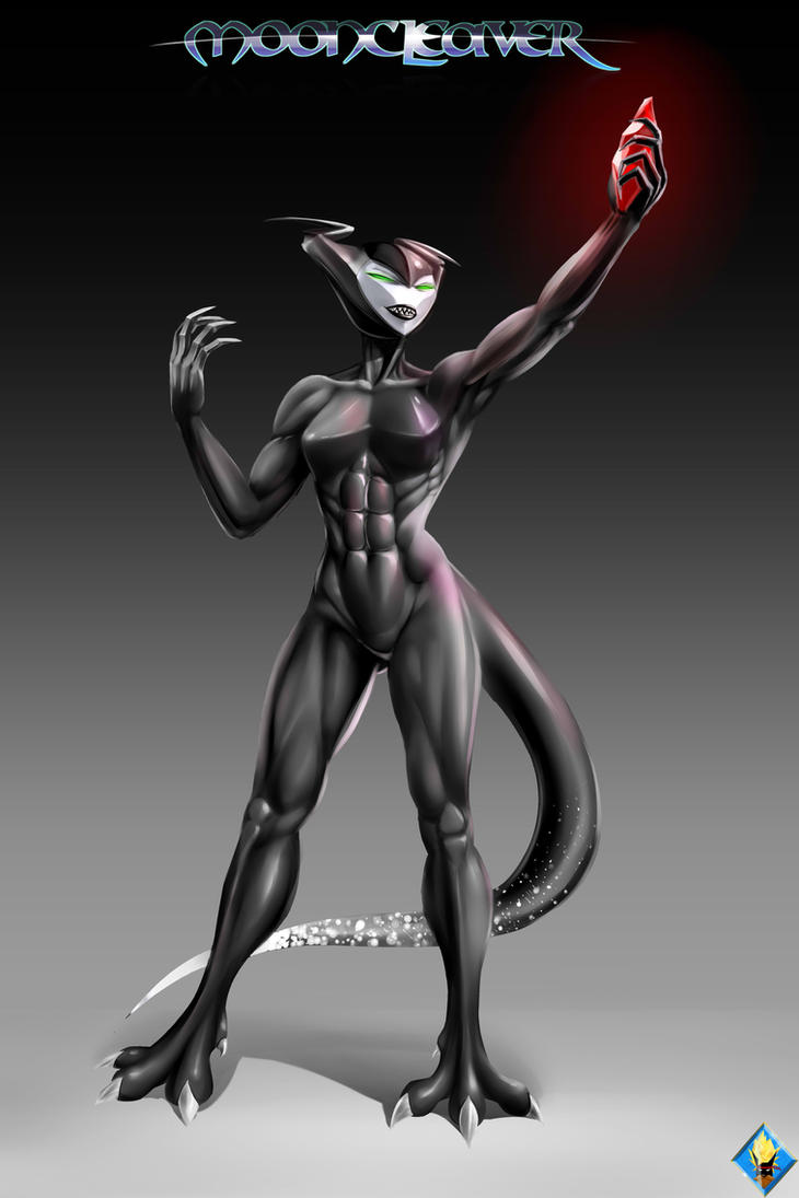 Vexus (final) by SuperSaiyan3Scooby