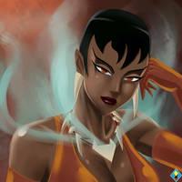 Vixen by SuperSaiyan3Scooby