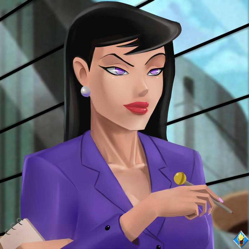 Lois Lane By Supersaiyan3scooby On Deviantart