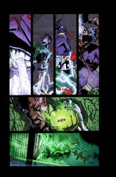 Green Lantern 8  Page 3 by greenjaygraphic