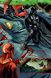 Starwars Darth Vader And The 9th Assassin  3 Pag09 by greenjaygraphic