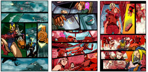 Street Fighter Sequential samples