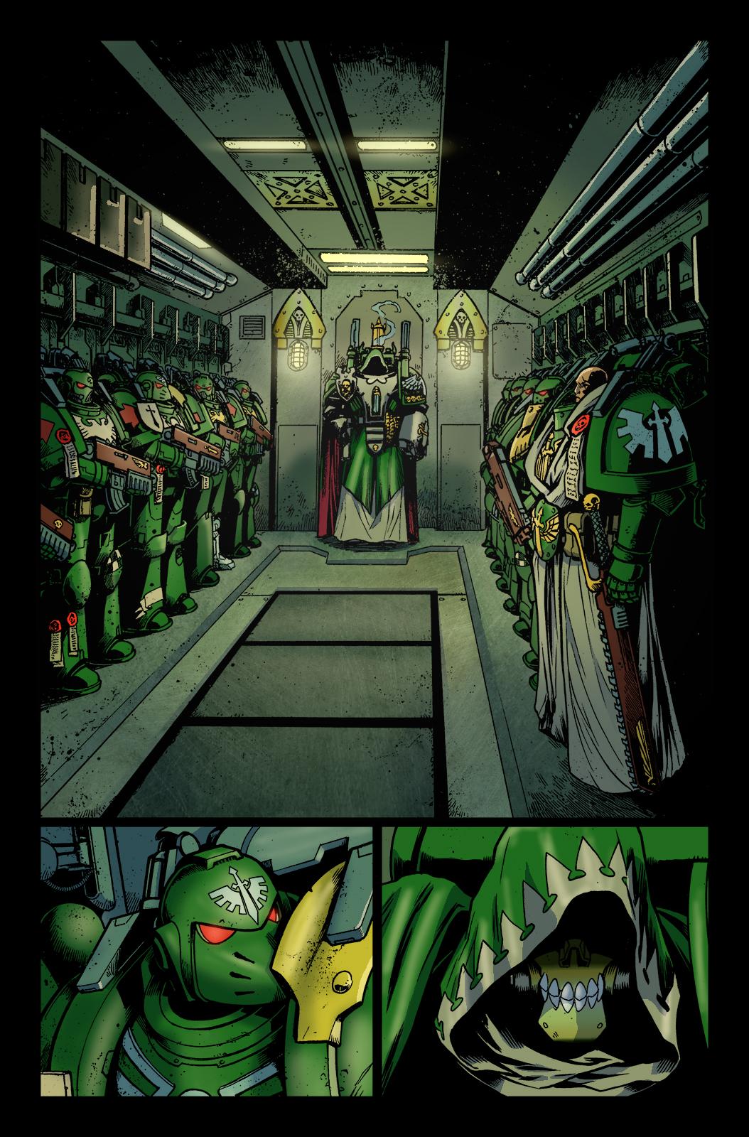 Warhammer 40000 Revelations 1