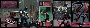 Dare Devil pgs 1 - 5