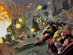 Warhammer 40 000  Will Of Iron Vol 3