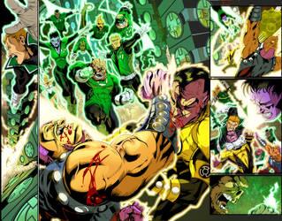 Green Lantern Corps 3
