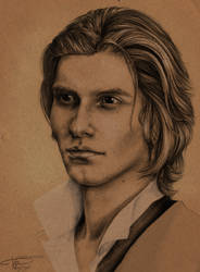 The Picture of Dorian Gray by viesify
