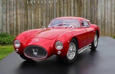 Maserati Berlinetta by boogster11