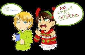 Its Christmas by LJPIX
