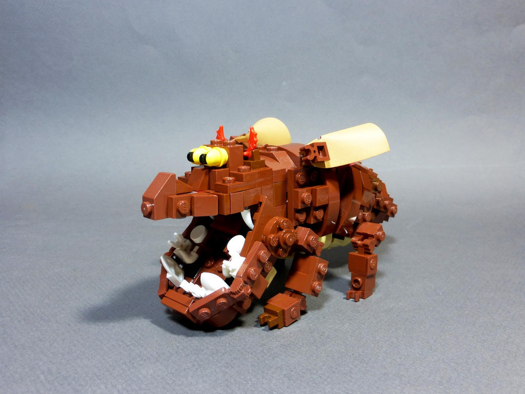 How To Train Your Dragon 2 Meatlug Gronckle 8 Meatlug The Gronckle By  Stormbringer88