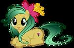 [MLP OC] Blossom Hope cute smile VECTO
