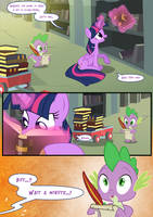 MLP - Timey Wimey page02 by Light262