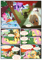 MLP - Timey Wimey page18 by Light262