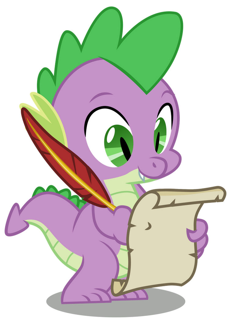 Spike writing