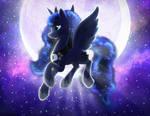 Luna - MLP Worshipper of the Night