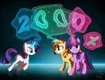 [Lumic4 - Lum and Light] 2000 watchers