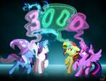 [Lumic4 - Lum and Light] 3000 watchers