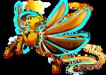 Princess Tempora by Dormin-Kann