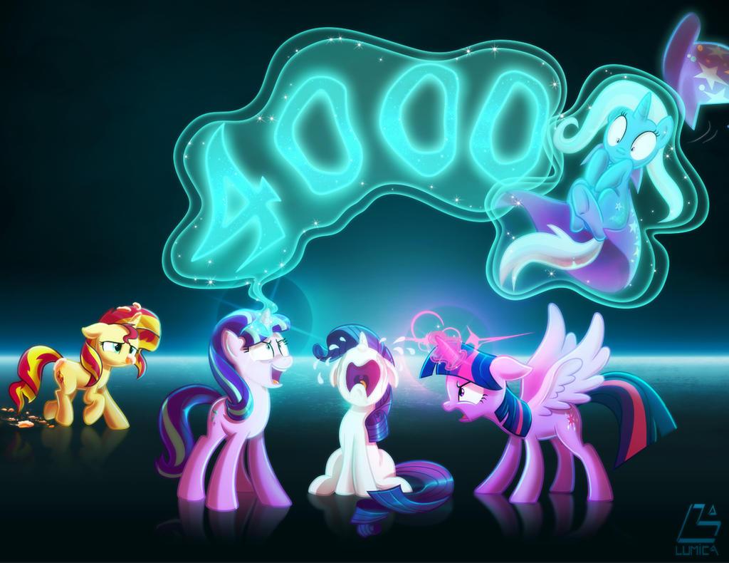 [Lumic4 - Lum and Light] 4000 watchers