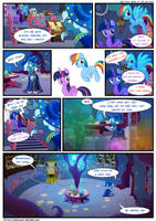 MLP - Timey Wimey page55 by Light262