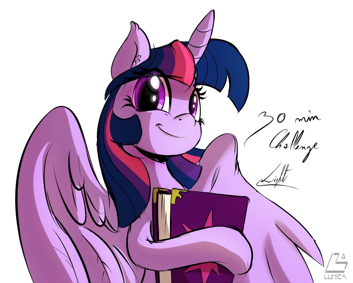 [Lumic4] Twilight sketch