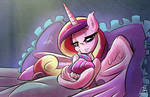 [Lumic4]-Light- Princess Cadence and Flurry Heart