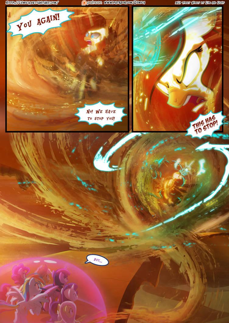 MLP - Timey Wimey page59 by Light262