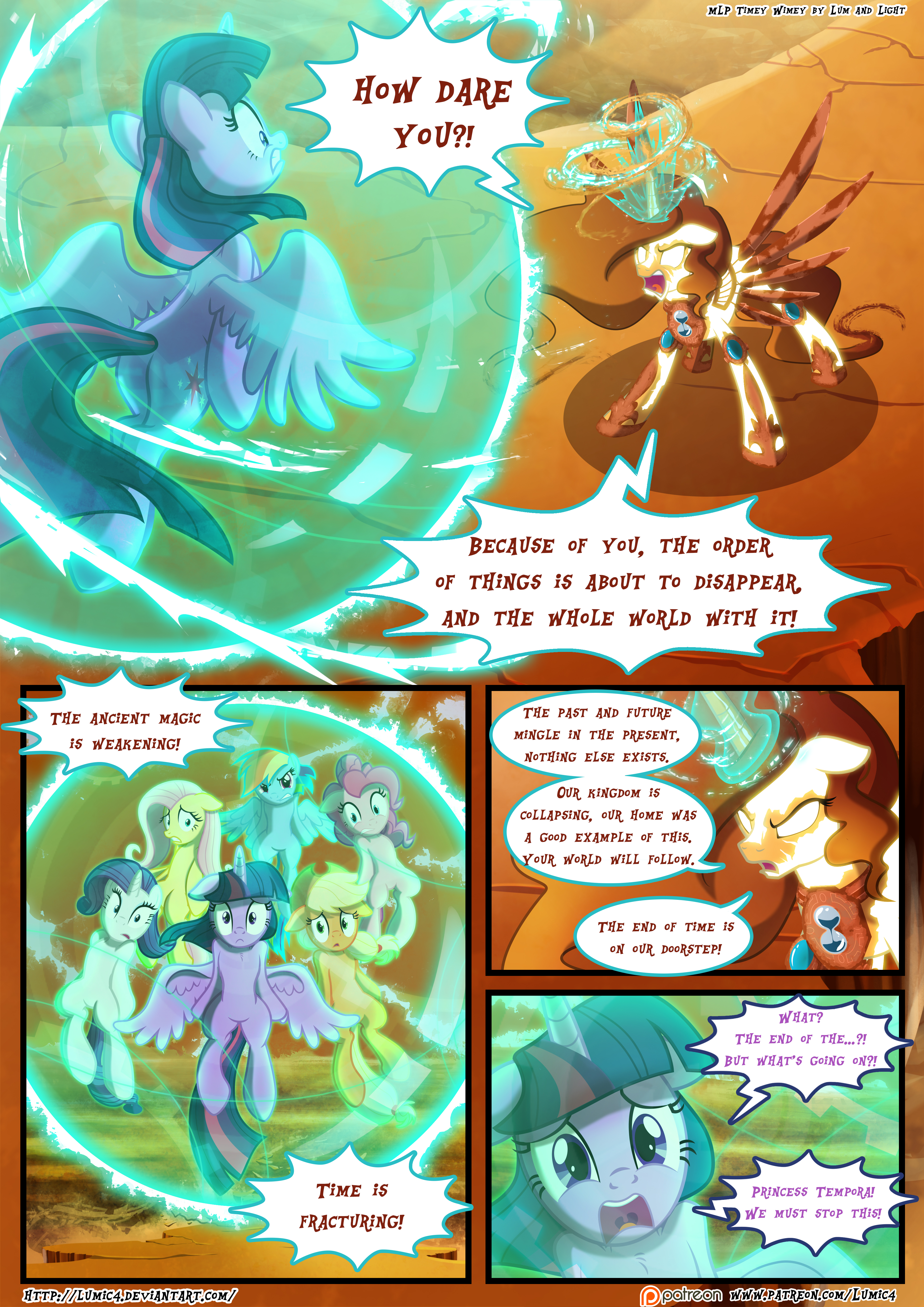 MLP - Timey Wimey page64