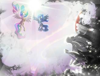 [Lumic4 - Lum and Light]  Royal Sisters Flash!