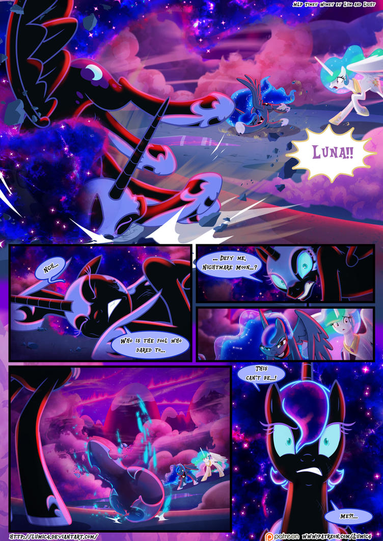 MLP - Timey Wimey page76 by Light262