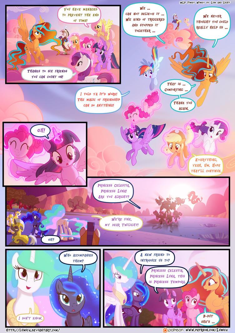 MLP - Timey Wimey page 103 by Light262 on DeviantArt